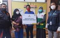 Mudik Jalan Kaki dari Gombong ke Bandung, Dani Dapat Bantuan dari Ridwan Kamil