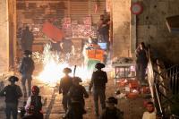 Pejabat Palestina, Israel Kecam Kekerasan di Yerusalem