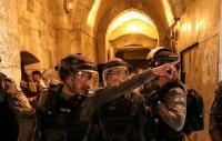 Bentrokan di Yerusalem, 29 Anak Palestina Terluka, 8 Ditangkap