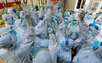 Lebih 3 Ribu Tenaga Kesehatan Covid-19 Dilaporkan Belum Dapat Insentif