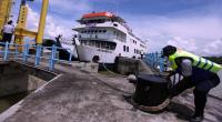 Polisi Amankan Mobil <i>Pick Up</i> Membawa Pemudik di Pelabuhan Merak