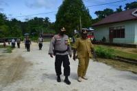 Rombongan Kapolres Maybrat Diberondong Tembakan Teroris KKB Usai Baksos