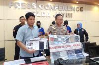 Komplotan Pemalsu Rapid Test Covid-19 Ditangkap di Jatim