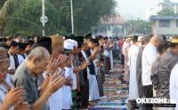 Semua Masjid Diminta Gelar Sholat Ied untuk Pecah Kerumunan