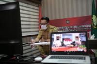 Kembangkan Peta Interaktif Covid-19, Ridwan Kamil: Tidak Boleh Lagi Bertengkar Masalah Data
