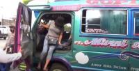 Terjaring Penyekatan Mudik, Penumpang Bus Kedapatan Positif Covid-19