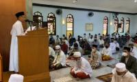 Toleransi Beragama di Bali, Umat Kristiani Geser Waktu Peringatan Isa Almasih Demi Sholat Ied