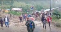 Lokasi Wisata Parapat Danau Toba Diterjang Banjir dan Longsor, Lalin Lumpuh