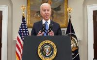 Biden Bicara tentang Infrastruktur hingga Konflik Timur Tengah