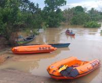Dua Sungai Meluap, Kabupaten Tanah Bumbu dan Hulu Sungai Kalsel Terendam Banjir