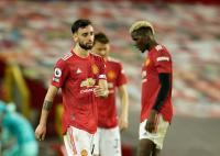 Dikalahkan Liverpool 2-4, Bruno Fernades Emosi Lihat Pertahanan Man United