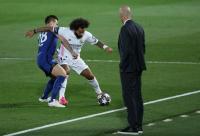 Usai Laga Granada vs Madrid, Zidane Klarifikasi Isu Ribut Dirinya dengan Marcelo