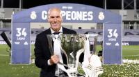 Zidane Tinggalkan Real Madrid Akhir Musim Ini, Sergio Ramos Dikontrak PSG 2 Tahun