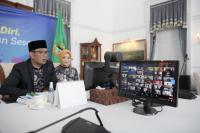 Sapa Petugas Penyekatan Mudik, Ridwan Kamil: Semoga Lelah Menjadi Lillah