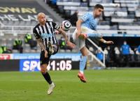 Man City dan Newcastle Masih Sama Kuat di Babak Pertama