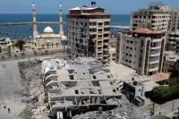 Israel Bom Rumah Pemimpin Hamas, PM Netanyahu Berjanji Lanjutkan Serangan