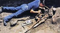 Misteri Kerangka Tentara Korban Letusan Gunung Vesuvius 2000 Tahun Silam