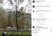 Viral Video Lalin Puncak Enggak Bisa Gerak