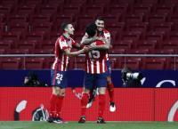 Real Madrid Terpeleset, Atletico Madrid Juara Liga Spanyol 2020-2021 Malam Ini
