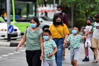 Peringatkan Anak-Anak Rentan Virus Corona Varian India, Singapura Tutup Sekolah