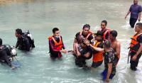 Dilaporkan Tenggelam Saat Liburan ke Kali Bileno, Anak Ini Ditemukan Selamat