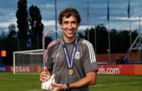 Diisukan Bakal Gantikan Zidane di Real Madrid, Raul: Saya Sangat Siap!