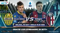 Saksikan Live Streaming Hellas Verona vs Bologna di RCTI+