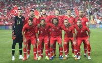 Profil Timnas Turki di Piala Eropa: Tim Bulan-Bintang Siap Meledak