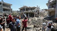 Serangan Udara Israel Klaim Hancurkan Terowongan-terowongan di Gaza