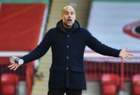 Gaya Pep Guardiola Nikmati Cerutu Rayakan Man City Juara Liga Inggris