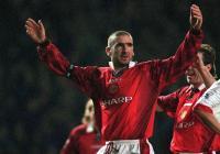 Legenda Man United Eric Cantona Masuk Hall of Fame Liga Inggris