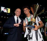 Juventus Dicoret dari Liga Italia dan Liga Champions, Cristiano Ronaldo Angkat Kaki?