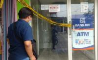 Kawanan Bandit Jalanan Bobol Mesin ATM, Sejumlah Uang Raib