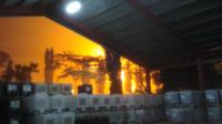Pekikan Takbir Terdengar di Tengah Kebakaran Kilang Minyak Cilacap