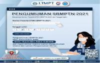 Begini Cara Akses Pengumuman SBMPTN 2021