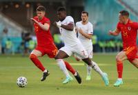 Hasil Piala Eropa 2020: Laga Timnas Wales vs Swiss Berakhir 1-1