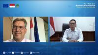 Ridwan Kamil Buka Pintu Lebar-Lebar untuk Investor Uni Eropa
