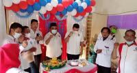 HUT Ke-6, Perindo Langkat Bagikan Ratusan Paket Sembako dan Santuni Anak Yatim