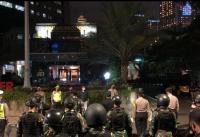 Cegah Covid-19, Aparat Gabungan Keliling Jakarta Gelar Razia Prokes