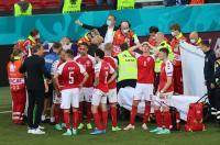 Christian Eriksen Tak Sadarkan Diri, Laga Denmark vs Finlandia Ditunda