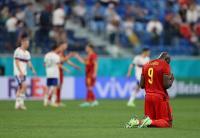 Meski Menang Telak, Performa Belgia Belum Puaskan Romelu Lukaku