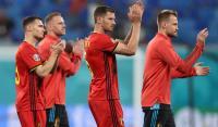 Para Pemain Timnas Belgia Ikut Menangis saat Lihat Eriksen Terjatuh di Lapangan