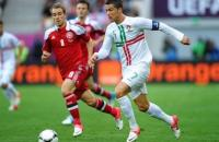 Unggah Foto Bareng Eriksen, Cristiano Ronaldo Berikan Dukungan Lewat Instagram