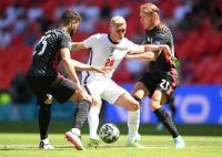 Hasil Piala Eropa 2020: Inggris dan Kroasia Masih Sama Kuat di Babak Pertama
