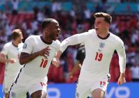 Hasil Piala Eropa 2020: Sterling Bawa Inggris Taklukkan Kroasia 1-0