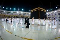 Arab Saudi Izinkan Perempuan Mendaftar Haji Tanpa Pendamping Laki-Laki