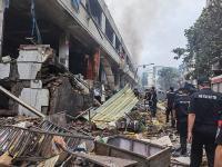 Ledakan Pipa Gas Hancurkan Pemukiman Warga di China, Tewaskan Setidaknya 12 Orang