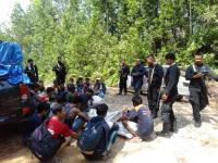 Terlibat Penambangan Emas Ilegal, 21 Warga Tasikmalaya Ditangkap di Solok