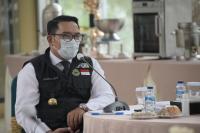 Kasus Covid-19 Melonjak, Ini Skenario Ridwan Kamil Cegah RS Kolaps