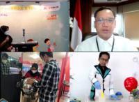 Serunya Tur Virtual Alat Peraga Interaktif dan Science Show SFA Banten
